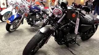 8. 2018 Harley Davidson Sportster Iron 883 SE Exclusive Features Edition First Impression Walkaround HD