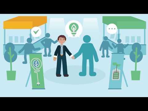 Sự kiện Tuần lễ năng lượng và điện thông minh Hàn Quốc KOSEF