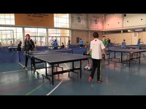 Tenis de Mesa Liga Individual JDN (2)