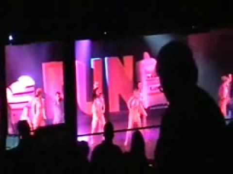 Carnival Cruise Comedy Show (Part 1)