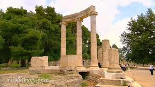 Olympia Greece  city photo : Peloponnese, Greece: The Sanctuary of Olympia
