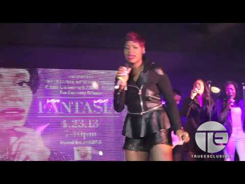 Lose - Fantasia delivers a touching speech and gives an impromptu performance of