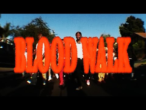 YG - Blood Walk feat. Lil Wayne & D3szn (Official Video)