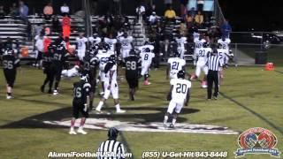 Bluffton (IN) United States  city photos : 10-18-14 Hilton Head vs Bluffton (Highlights) Alumni Football USA