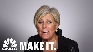 Suze Orman Explains How Much Money You'll Need To Have When An Emergency Happens | CNBC Make It.