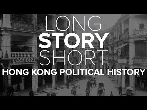 Hong Kong's Complex Political History | Long Story Short | NBC News
