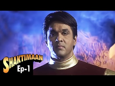 hindi serial - Shaktimaan is the