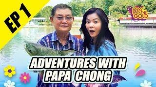 Video Adventures with Papa Chong Ep 1: Michelle and Papa Chong go fishing! MP3, 3GP, MP4, WEBM, AVI, FLV Agustus 2018