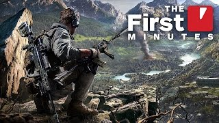 Nonton The First 15 Minutes Of Sniper Ghost Warrior 3 Gameplay Film Subtitle Indonesia Streaming Movie Download