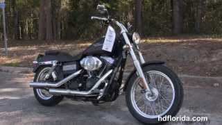 5. Used 2006 Harley Davidson Dyna Street Bob Motorcycle for sale