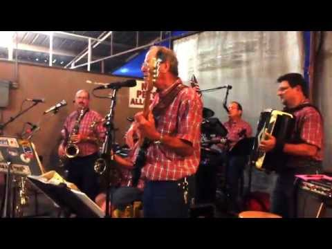 RED RAVENS POLKA BAND- HALLETTSVILLE,TX