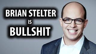 CNN's Brian Stelter Questions Trump's Health, Again