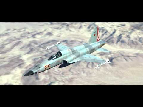 The F-5E was developed by Northrop...
