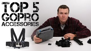 Video Top 5 GoPro Accessories MP3, 3GP, MP4, WEBM, AVI, FLV September 2018