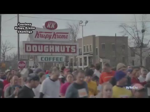 Man Dies After Kripsy Kreme Challenge Race! (Video)