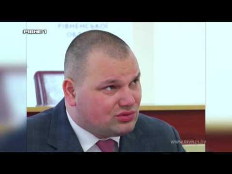 Посадовця департаменту Міністерства внутрішніх судять на Рівненщині [ВІДЕО]