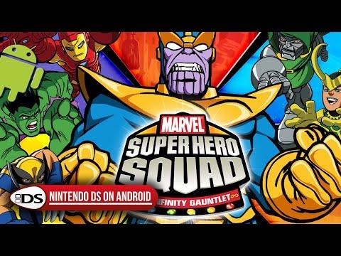 marvel super hero squad nintendo ds rom
