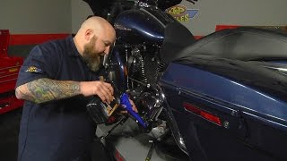 3. How to Change Primary Oil on Harley-Davidson Touring Models by J&P Cycles