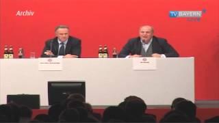 Uli Hoeneß´ Wutrede bei Pressekonferenz