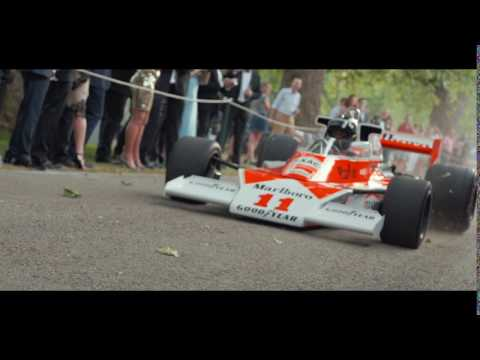 Check out when James Hunt son recreated something special