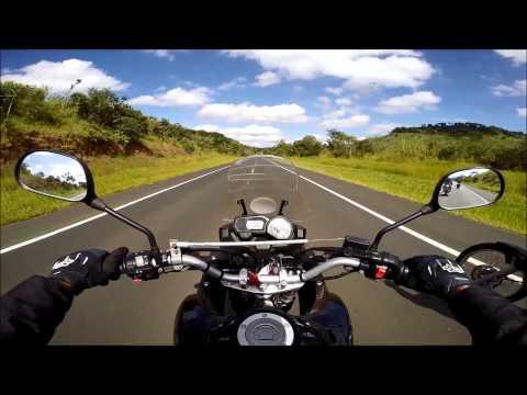 Diego CM- TENERE 250 INDO PARA ENCONTRO DE MOTO EM SÃO CARLOS E PASSANDO POR RIO CLARO E CORUMBATAI