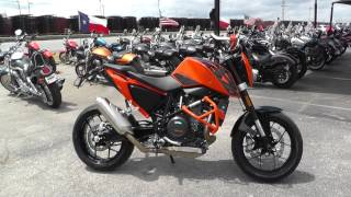 8. 785252 - 2016 KTM Duke 690 - Used motorcycles for sale