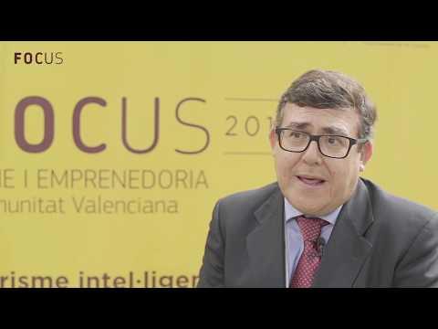 Rafael Escamilla en Focus Pyme y Emprendimiento Comunitat Valenciana 2018