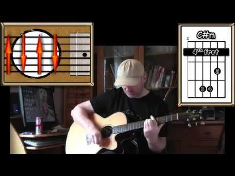 She's Electric – Oasis – Acoustic Guitar Lesson