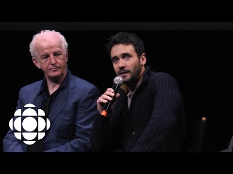How Russell Crowe Became a Republic of Doyle Guest Star | CBC Connects
