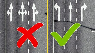 Why Perfect Road Arrows Can Take You From 3% to 80% in Cities Skylines!