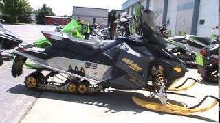 10. 2008 Ski Doo MXZ Adrenaline 800 R