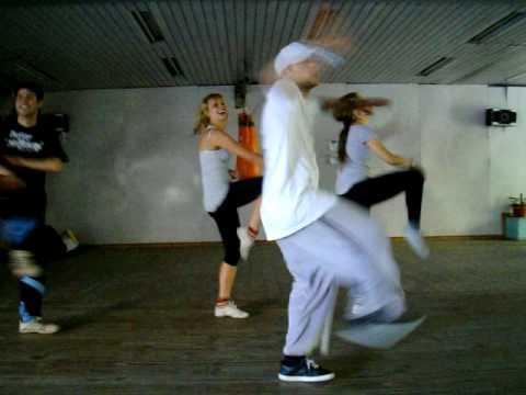 coreografia my love