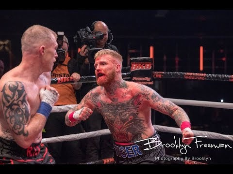 #BKB19 - FULL FIGHT - SMUDGER SMITH Vs TONY LAFFERTY - BARE KNUCKLE BOXING - #TheO2 #London