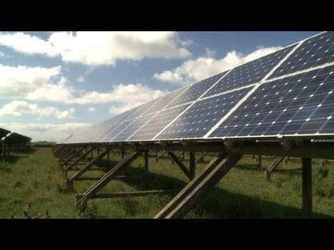 Pellworm: Germany's green energy island