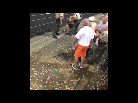 Students arrested at Volunteer High School game vs Cherokee H.S.