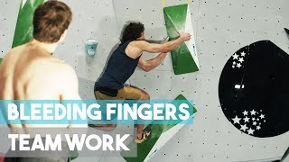 Legends Only Problems VS Emil And Samuel - Bouldering - 2018 by Eric Karlsson Bouldering