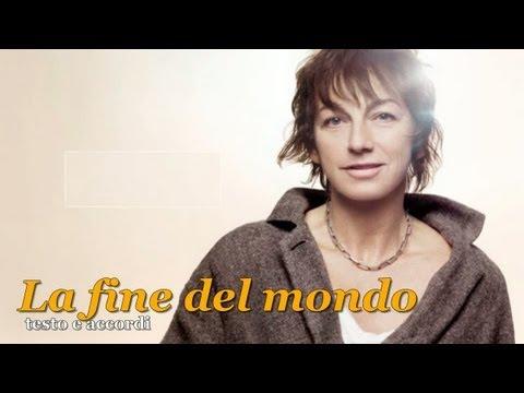 , title : 'GIANNA NANNINI - LA FINE DEL MONDO - ALBUM INNO - TESTO E ACCORDI'