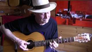Bean Rag - Fingerpicking Blues