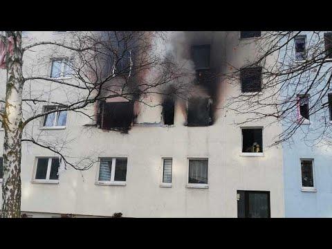 Γερμανία: Ένας νεκρός και δεκάδες τραυματίες από έκρηξη σε συγκρότημα κατοικιών στο Μπλανκενμπούρ…
