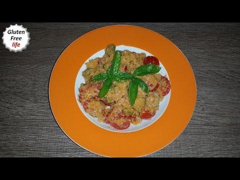 couscous tonno, olive, capperi e pomodori - ricetta