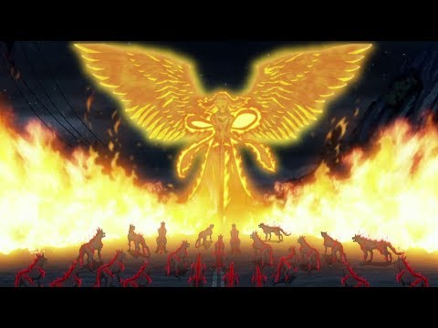 John Constantine Summons Fire Lady