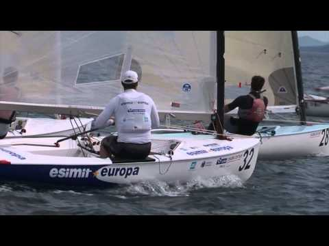 Finn Europeans 2015 - day 2