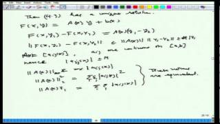 Mod-01 Lec-04 Calculus Of Variations And Integral Equations