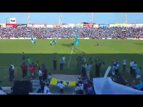Recibimiento Jaiba Brava del Tampico Madero vs Potros UAEM - 4° Final Segunda División Clausura 20 - La Terrorizer - Tampico Madero