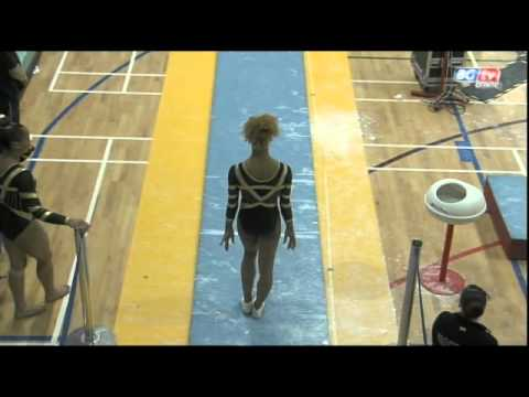 Danusia Francis - British Team Championships- Vault