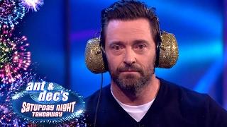 Video Read My Lips With Hugh Jackman - Saturday Night Takeaway MP3, 3GP, MP4, WEBM, AVI, FLV September 2018