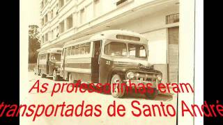A história do ônibus em Ribeirão Pires