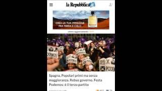 Quotidiani Italiani YouTube video