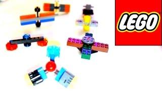 Video 7 DIY LEGO Hand Spinner Fidget Toys! How to make Spinners! MP3, 3GP, MP4, WEBM, AVI, FLV November 2017