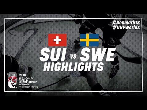 Sweden - Switzerland -- FINAL SHOOTOUT--  (IIHF World Cup 2018 Final)
